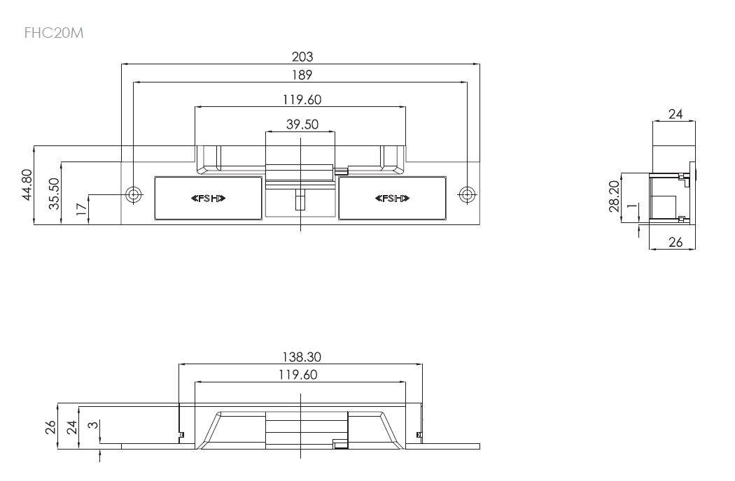 Padde Door Strike Wiring Diagram - Wiring Data